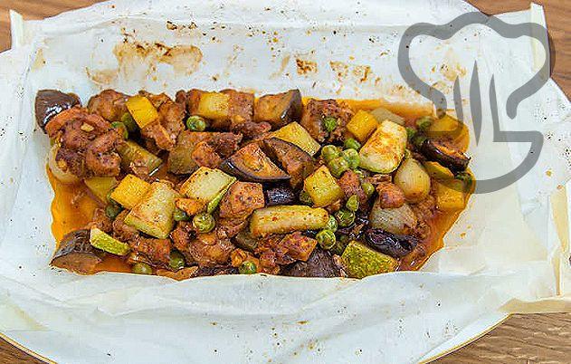 Kağıt Kebabı Tarifi (Arda 'nın Spesiyali)